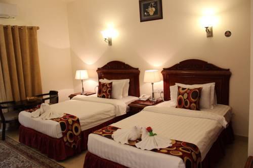 Voyage sur-mesure, Al Diyar Hotel