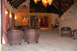 Voyage sur-mesure, Opuwo Country Lodge