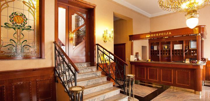 Voyage sur-mesure, Hôtel Waldinger