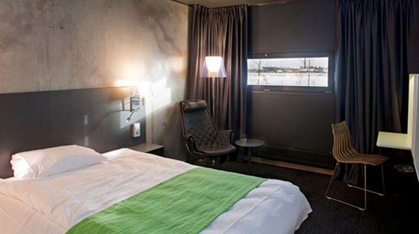 Voyage sur-mesure, Comfort Hotel Runway ***
