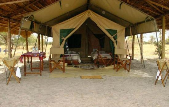 Voyage sur-mesure, Whistling Thorn Camp