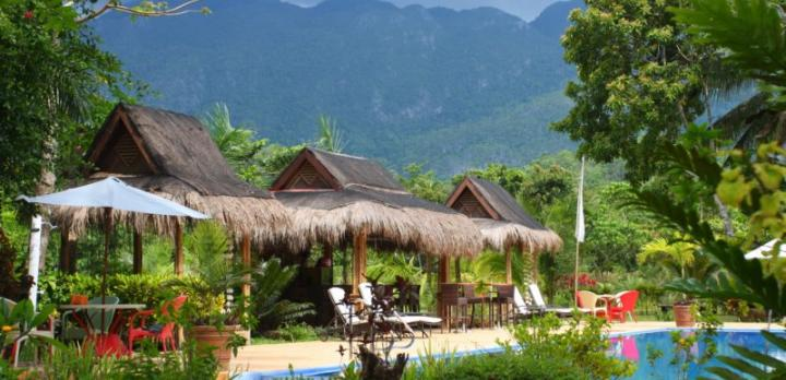 Voyage sur-mesure,  Daluyon Beach and Mountain Resort