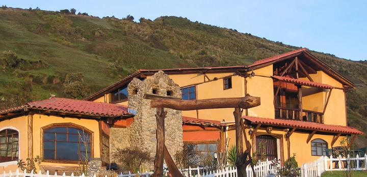 Voyage sur-mesure, Quilotoa Crater Lake Lodge