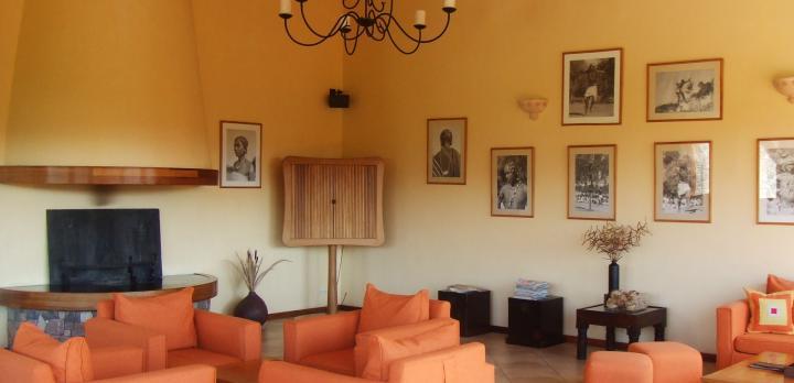 Voyage sur-mesure, Bel hôtel proche du Parc National d'Isalo
