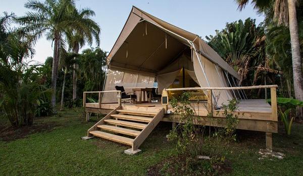 Voyage sur-mesure, Ikurangi Eco Retreat