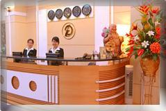 Voyage sur-mesure, Hôtel 3*** en plein centre d'Ho Chi Minh