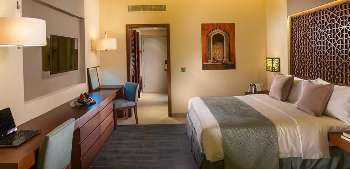 Voyage sur-mesure, Al Fanar Hotel & Residence
