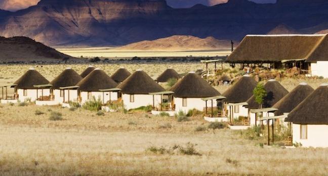 Voyage sur-mesure, Desert Homestead