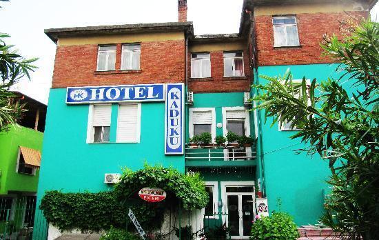 Voyage sur-mesure, Hotel Kaduku