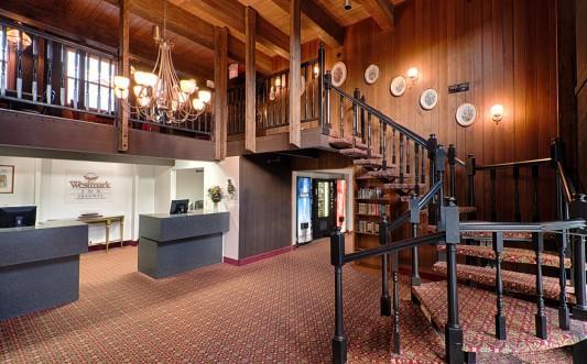 Voyage sur-mesure, Hotel Westmark Skagway