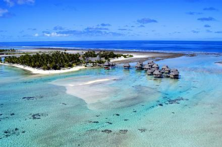 Voyage sur-mesure, Petit resort 4* à Tikehau
