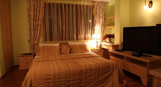 Voyage sur-mesure, Hotel Arber