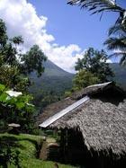 Voyage sur-mesure, Bungalows au pied des volcans
