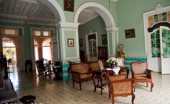 Voyage sur-mesure, Casa Particular Trinidad