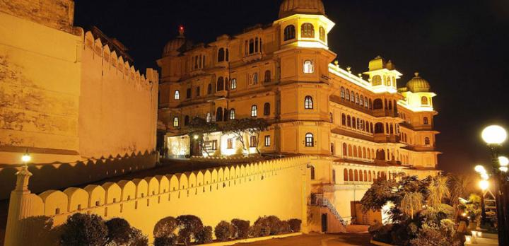 Voyage sur-mesure, Fateh Prakash Palace