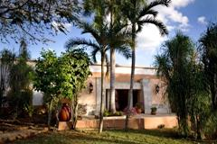 Voyage sur-mesure, Hôtel à Uxmal