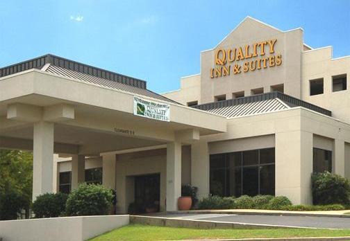 Voyage sur-mesure, Quality Inn & Suites