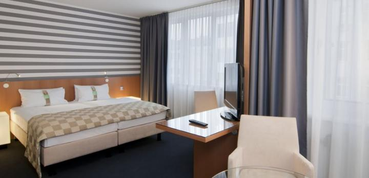 Voyage sur-mesure, Holiday Inn Vienna City