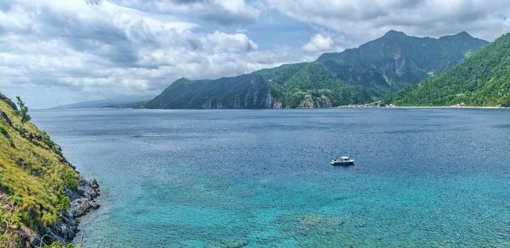 Voyage sur-mesure, Un voyage de noces différent à l'île de La Dominique Caraïbes