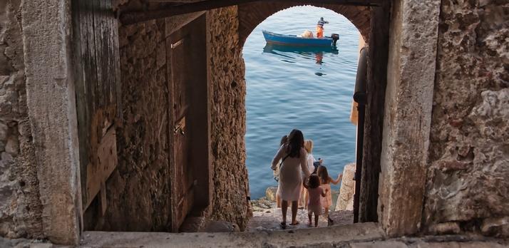 Voyage sur-mesure, Séjour en famille en Istrie : mer, campagne et montagne
