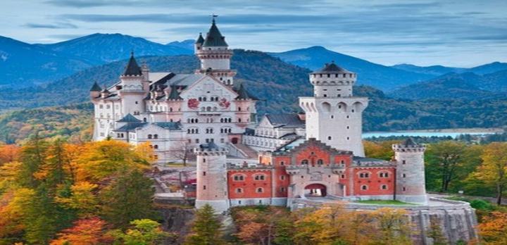 Voyage sur-mesure, Les incontournables de la Bavière en train