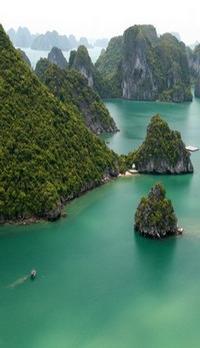 Voyage sur-mesure, En bateau de luxe sur la baie d'Halong