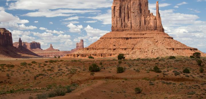 Voyage sur-mesure, Voyage dans l'Ouest américain