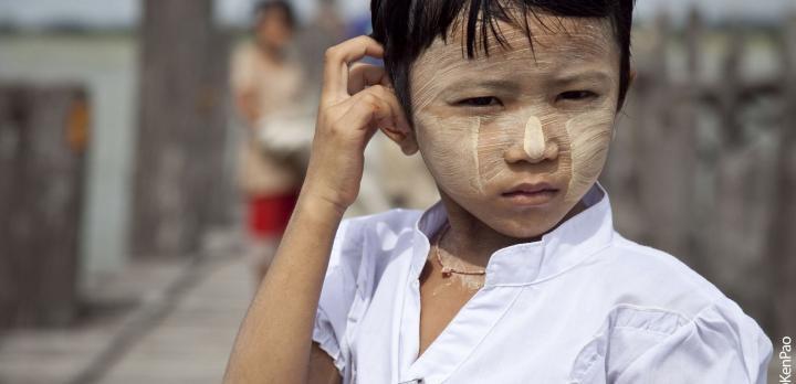 Voyage sur-mesure, Voyage avec vos enfants en Terre Birmane