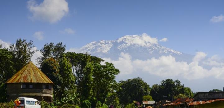 Voyage sur-mesure, Randonnez entre amis autour du Kilimanjaro!
