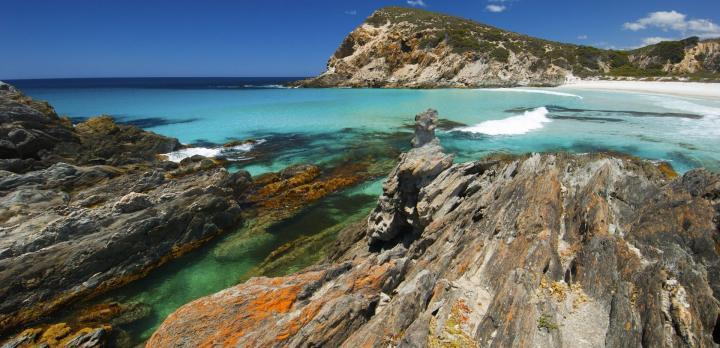 Voyage sur-mesure, L'Australie en camping car : traversée de la Nullarbor d'Adelaide à Perth