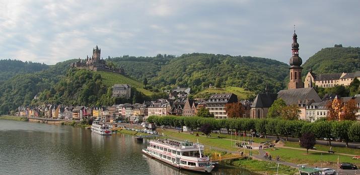 Voyage sur-mesure, A vélo le long de la Moselle
