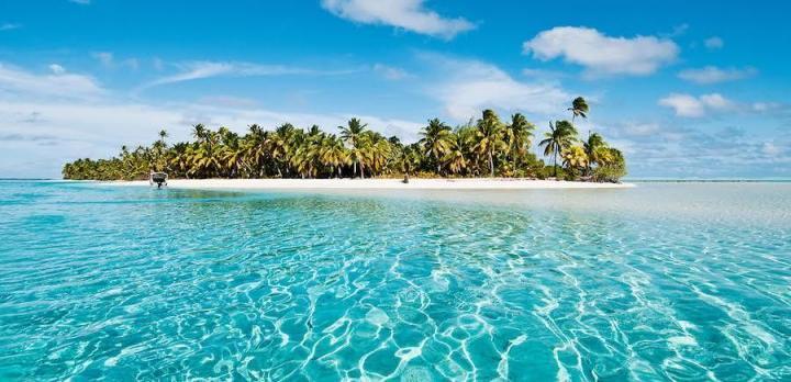 Voyage sur-mesure, 3 nuits seuls au monde sur One Foot Island