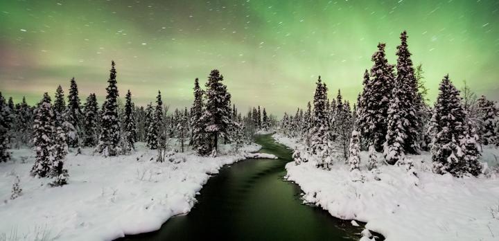 Voyage sur-mesure, Suède Hiver /  A la rencontre du Peuple Sami et  des Aurores Boréales / 2021