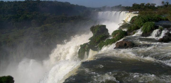 Voyage sur-mesure, Voyage autour d'Iguazu : missions jésuites et Estero del Ibera