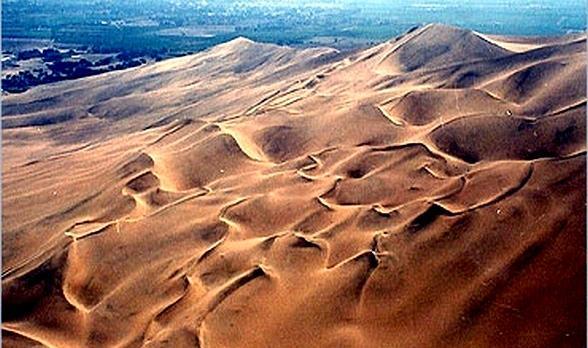Voyage sur-mesure, Les iles Ballestas et les Lignes de Nazca