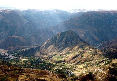 Voyage sur-mesure, Le Trek du Cotahuasi
