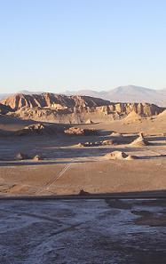 Voyage sur-mesure, Désert d'Atacama et Geyser del Tatio
