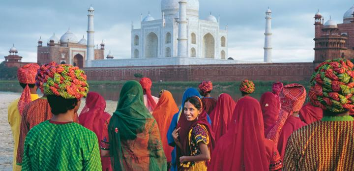 Voyage sur-mesure, Le Rajasthan en lune de miel