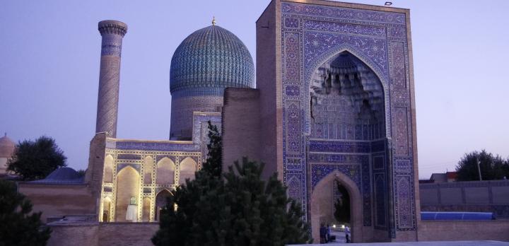 Voyage sur-mesure, A la découverte des villes légendaires d'Ouzbekistan