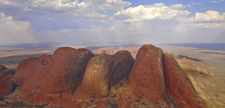 Voyage sur-mesure, L'Australie autrement : d'Adelaide aux Flinders Range, Ayers Rock et aventure en Ghan