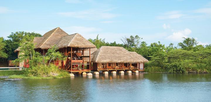 Voyage sur-mesure, Massage et soins dans un Eco-lodge