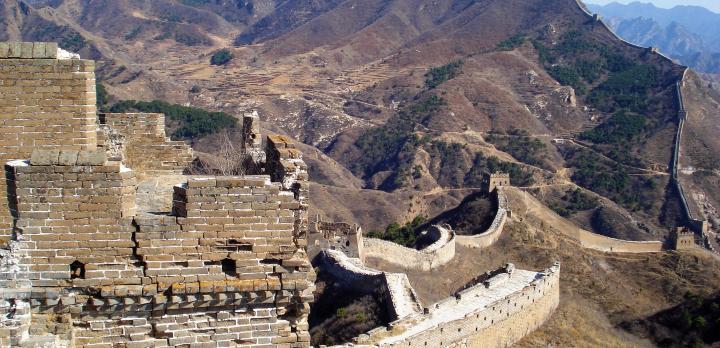 Voyage sur-mesure, Une semaine en Chine