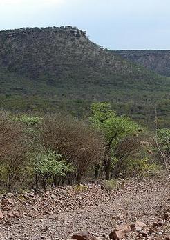 Voyage sur-mesure, En terre Himba