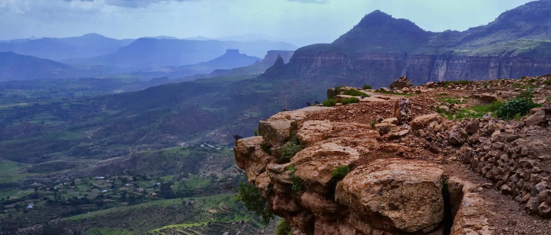 Voyage sur-mesure, La route historique d'Abyssinie