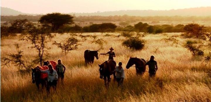 Voyage sur-mesure, Randonnée à cheval en Tanzanie