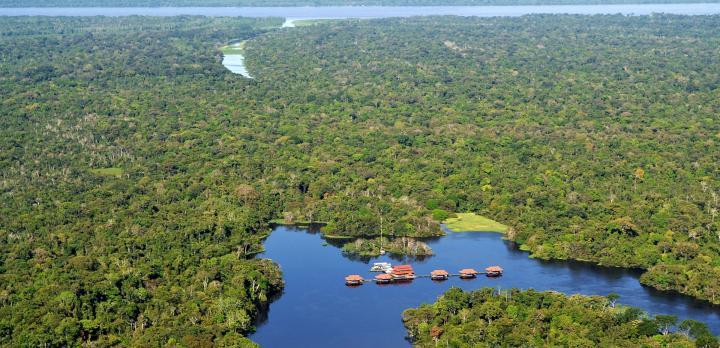 Voyage sur-mesure, Séjour d'exception au coeur de l'Amazonie