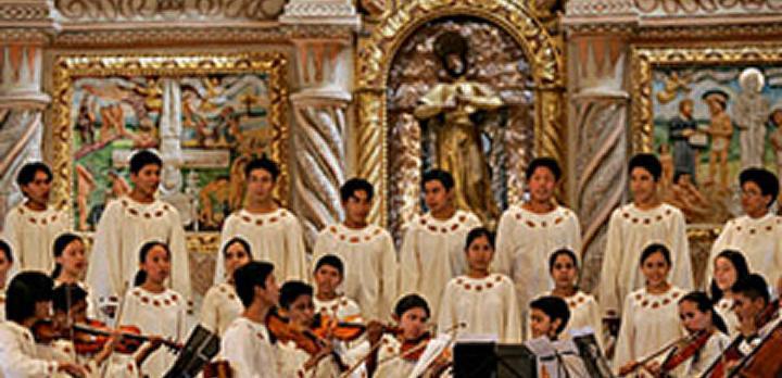 Voyage sur-mesure, Festival de Musique Baroque dans les Missions Jésuites