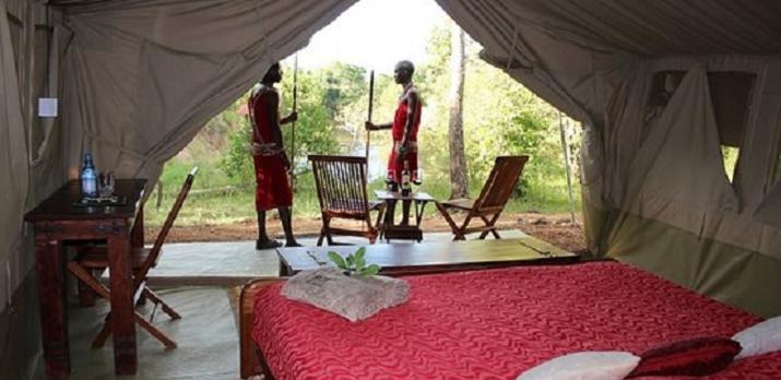 Voyage sur-mesure, Bivouac au cœur de la Rift Valley