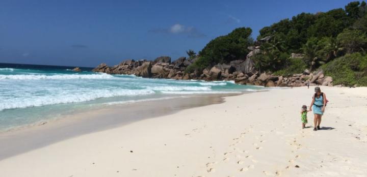 Voyage sur-mesure, Voyage aux Seychelles en famille