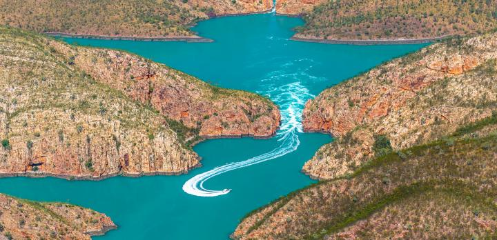 Voyage sur-mesure, Rendez-vous en terre Aborigène dans l'Archipel des Boucaniers